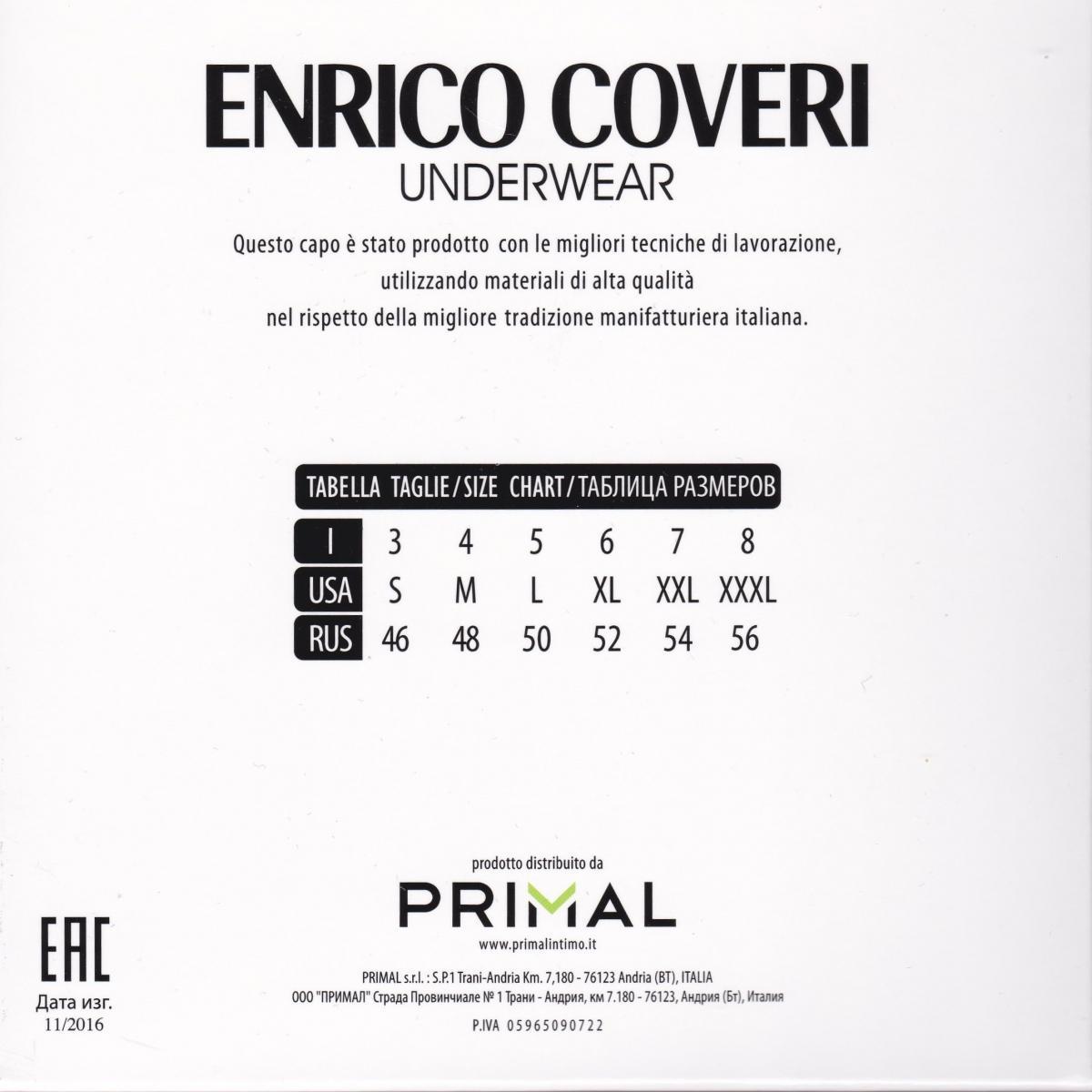 Enrico Coveri , Primal